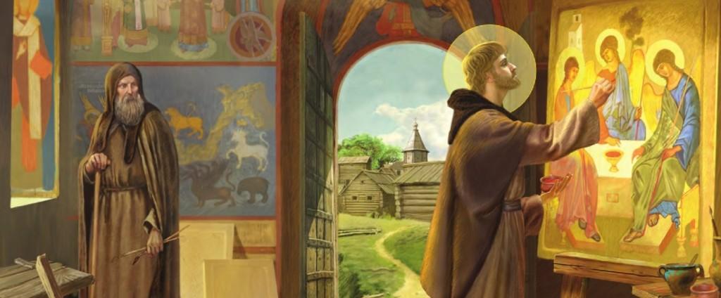 Почему православные пишут иконы?